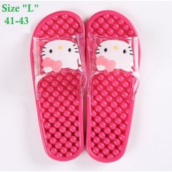 Kitty Massage Slippers size L(41-43)