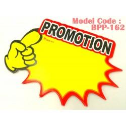 10pcs promotion label card w9*13.5cm