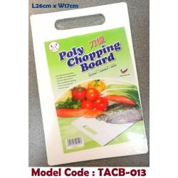 CSK 013 Chopping Board L26cm*W17cm
