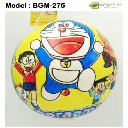 20cm doraemon ball+net bag
