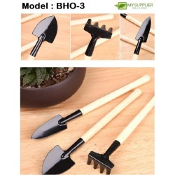 3in1 Mini Gardening Tool Set L20CM + -