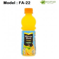 300ml minute maid puply-mango and orange mixed fruit drink