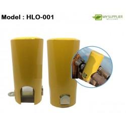 Outdoor Water Tap Lock Cover Meter L13cm x W6cm