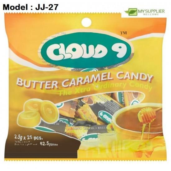 2.5g 25pcs Cloud9 Butter Caramel Candy