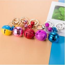 3pcs bells key chain