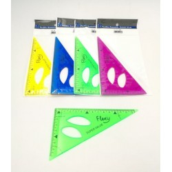 flexibles geometrie-dreieck 16cm