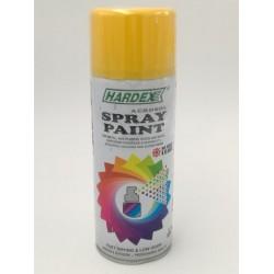 400ml yellow spray paint*