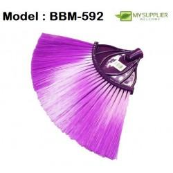 140g+- Colour Broom L34cm*W25cm (Random Colour)