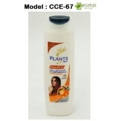 200ml plants (orange) shampoo-lemon care