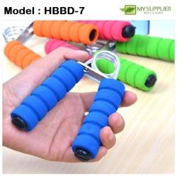 12cm Colour Sponge Hand Grip