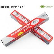 Aluminium Foil L5mtr x W300mm