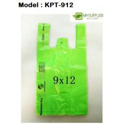 oxo no.10 9x12 plastic bag*