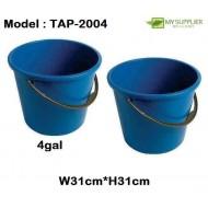 CSK 2004 4gal Pail (W)31 x (H)31cm (18L)