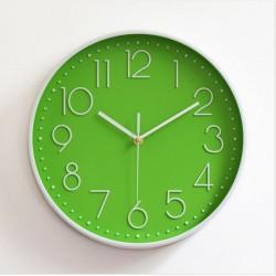 Waylon 29cm Analog Wall Clock green