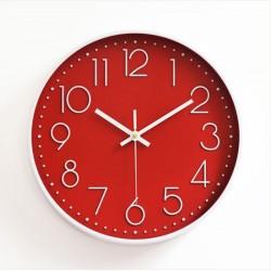 29CM Waylon Analog Wall Clock Red