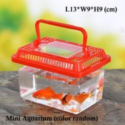mini plastic aquarium L13XW9XH9CM