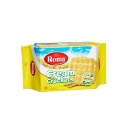 123g roma cream crackers