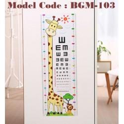 70cm children height measurement sticker