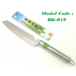 019 stainless steel fruit knife L13.5*W3cm