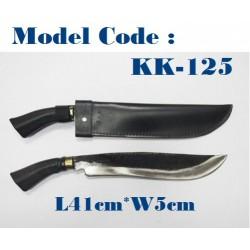 125 Golok Knife L41cm*W5cm