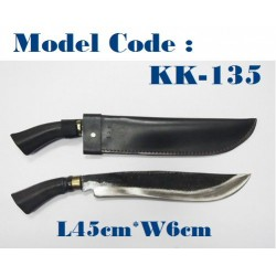 135 Golok Knife L45cm*W6cm