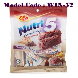 120g nutri5 cereal crisp-chocolate (222F)
