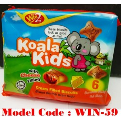 96g win2 koala kids biscuits-cheese(1706F)
