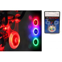 1pcs LED Bicycle Tail Lights Hanging Lamps 3.5*5..5CM