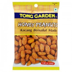42g Tong Garden Honey Peanuts