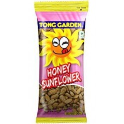 30g tong garden sunflower melon seeds-honey
