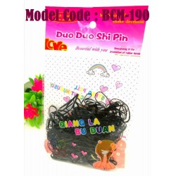 Black Elasticity Hair Band