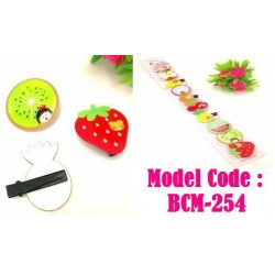 1pcs hair clip-random design