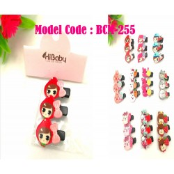 3in1 Cartoon Hair Clip