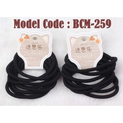 8in1 Black Hairband