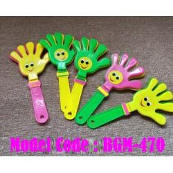 1pcs Hand Clap Neutral Child Shoot Toy L27cm*W14cm*H1.5cm