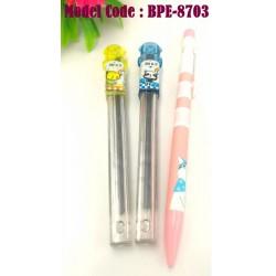 1pcs 0.5mm Mechanical pencil with 2pcs pencil lead