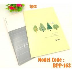 16K notebook L26cm*W18.5cm
