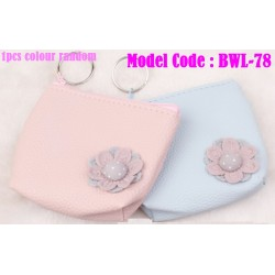 1pcs Small Flower Purse L10cm*W10cm