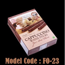 120g Kugi Cappuccino Wafer Sticks