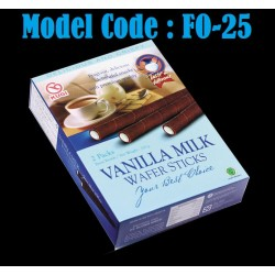 120g Kugi Vanilla Milk Wafer Sticks