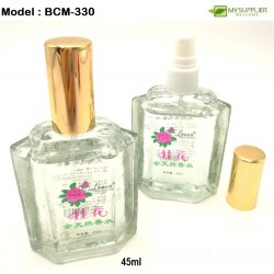 45ml Glass Bottle Spray Parfume
