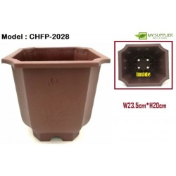 Yokafo Flower Pot W23.5cm*H20cm