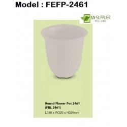 FELTON FBL2461 Round Flower Pot D32cm x H32cm