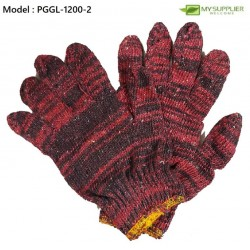 2pairs 1200 Knitted Cotton Hand Glove