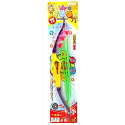 2015-3 4in1 archery toy set 37.5cm