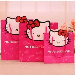 kitty paper gift bag (big) L30.5XH27XW12CM