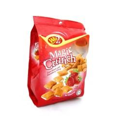 win2 70g magic crunch corn snack-strawberry (301)