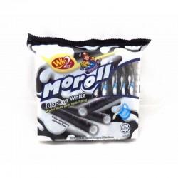 Win2 10in1 120g Moroll B&W Wafer Rolls-Milk (605F)