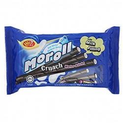 win2 6in1 108g moroll crunch wafer sticks-milk(628F)