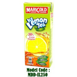 250ml Marigold UHT Ice Lemon Tea-Less Sugar